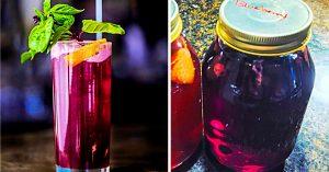 Blueberry Cobbler Moonshine Recipe