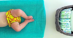 How To Make A Changing Pad Cover From A Towel