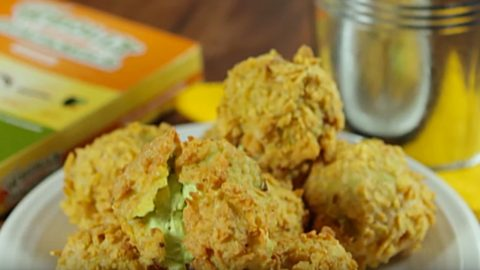 Deep-Fried Guacamole Bites Recipe | DIY Joy Projects and Crafts Ideas
