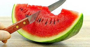 How To Cut Watermelon Like A Pro