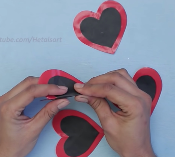 Make a DIY Love Valentine in 3D