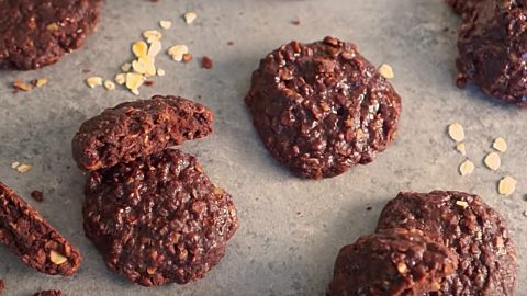 How To Make No Bake Chocolate Peanut Butter Cookies | DIY Joy Projects and Crafts Ideas