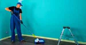 How To Paint A Room Fast