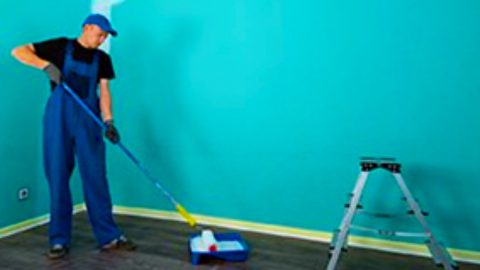 How To Paint A Room Fast | DIY Joy Projects and Crafts Ideas