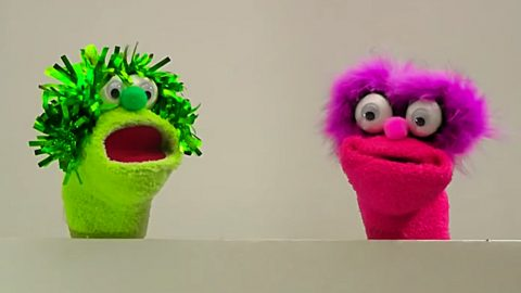 DIY Sock Puppets | DIY Joy Projects and Crafts Ideas