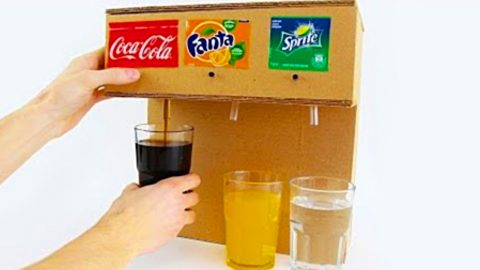 DIY Soda Fountain | DIY Joy Projects and Crafts Ideas