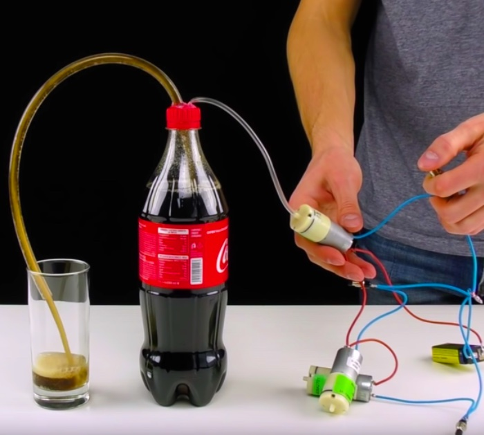 Make a DIY Soda Fountain