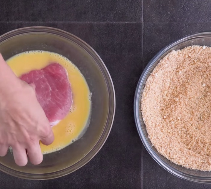 Make pork chops with an Air Fryer