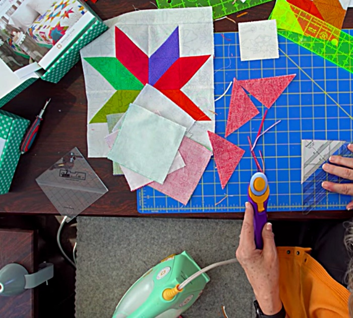Make a Kansas City Star Quilt With Jenny Doan