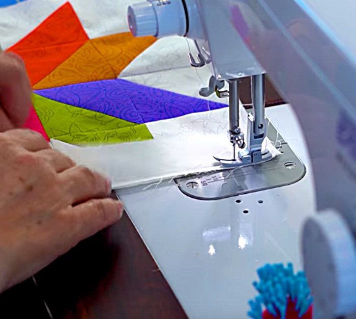 Make a star quilt with Jenny Doan