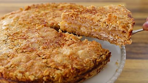 Apple Oatmeal Cake Recipe | DIY Joy Projects and Crafts Ideas