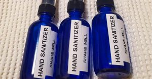 How To Make Hand Sanitizer Without Rubbing Alcohol