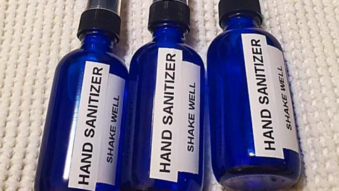 How To Make Hand Sanitizer Without Rubbing Alcohol | DIY Joy Projects and Crafts Ideas
