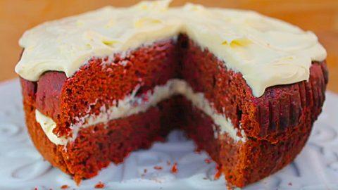 Crockpot Red Velvet Cake Recipe   DIY Joy Projects and Crafts Ideas