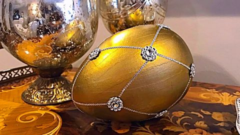 How To Make A Faberge Egg | DIY Joy Projects and Crafts Ideas