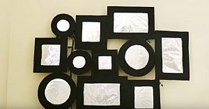 11 Aluminum Foil Craft Ideas