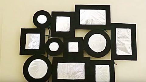 11 Aluminum Foil Craft Ideas | DIY Joy Projects and Crafts Ideas