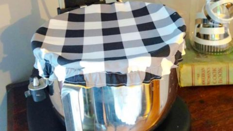 How To Make A Mixing Bowl Cover | DIY Joy Projects and Crafts Ideas