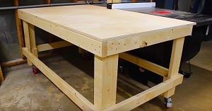 How To Make A 1 Hour Mobile Workbench