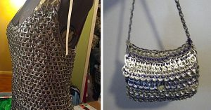 How To Make Pop Tab Chainmail