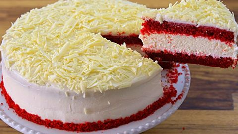 Red Velvet Cheesecake Recipe | DIY Joy Projects and Crafts Ideas