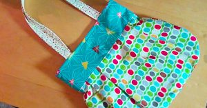 Learn To Sew A Reversible Bag