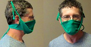 How To Make A Safety Mask From A T-Shirt