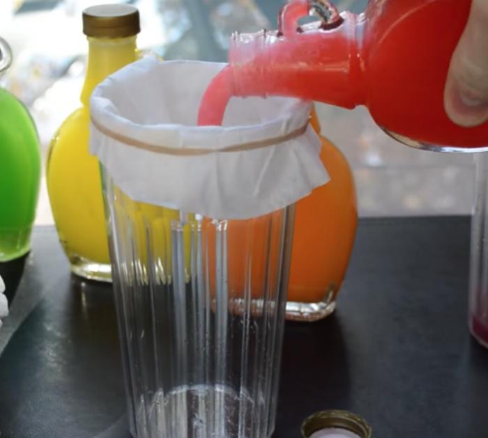 Make Skittles flavored Vodka