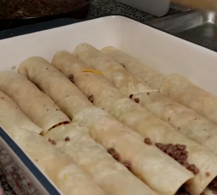 Take time to make Tex Mex Enchiladas