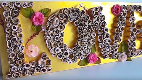 20+ Ideas for Those Empty Toilet Paper Rolls | DIY Joy Projects and Crafts Ideas