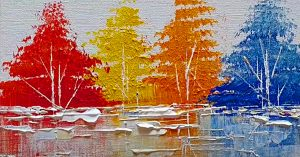 Abstract Landscape Painting For Beginners