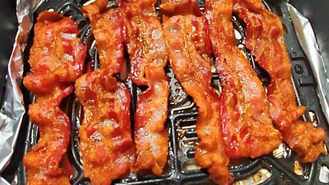 Air Fryer Bacon Recipe | DIY Joy Projects and Crafts Ideas