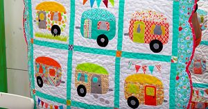 Make A Camper Quilt With Jenny Doan