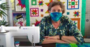 Jenny Doan Elastic Mask Tutorial