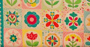 Granny's Garden Sew Along Quilt Tutorial