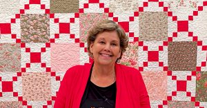 How To Make An Irish Change Quilt With Jenny Doan