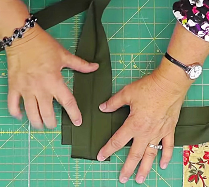 Learn quilt binding tutorial with Jenny Doan