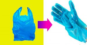 How To Make Gloves From Plastic Bags