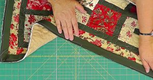 Quilt Binding Tutorial: Jenny Doan Of Missouri Star Quilting Company