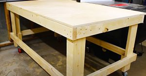How To Make A 1 Hour Workbench