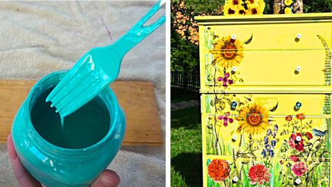 How To Make Chalk Paint | DIY Joy Projects and Crafts Ideas