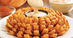 Copycat Recipe of Outback's Bloomin' Onion