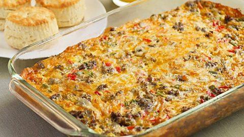 Breakfast Casserole Recipe | DIY Joy Projects and Crafts Ideas