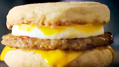 Copycat Egg McMuffin Recipe   DIY Joy Projects and Crafts Ideas