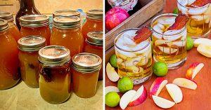 How To Make Applejack Freezer Moonshine