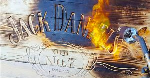 How To Make A Jack Daniels Drink Cabinet And Sign