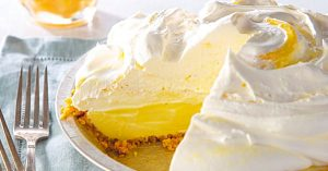 How To Make A Lemon Icebox Pie In 6 Minutes
