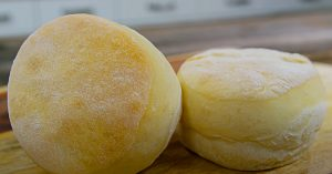Recipe For 1930's Potato Buns From Scratch