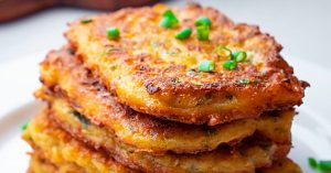 Spicy Hash Browns Recipe