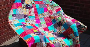 5 Ways To Use Ugly Fabric (Free Pattern Included)